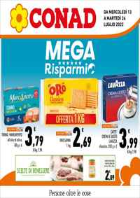 Volantino CONAD Calabria