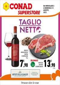Volantino CONAD PetStore