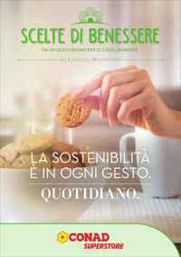 Volantino CONAD Superstore Salerno