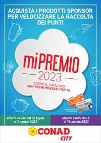 Volantino SPAZIO CONAD Campania