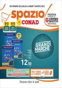 Volantino CONAD Superstore Sardegna