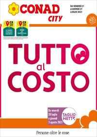 Volantino CONAD PetStore Nord