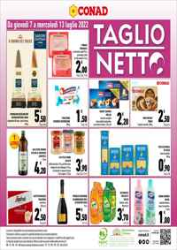 Volantino PET STORE CONAD Adriatico