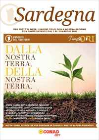 Volantino CONAD Ipermercato Sicilia