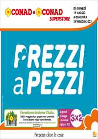 Volantino CONAD Superstore Adriatico Centro