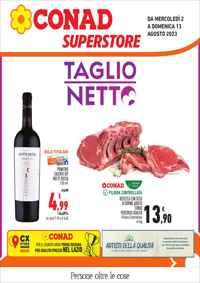 Volantino CONAD Superstore Adriatico