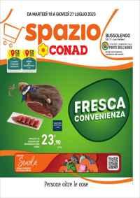 Volantino CONAD City Umbria