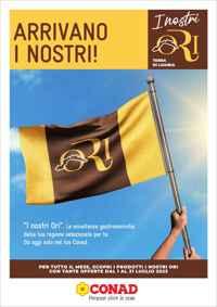 Volantino CONAD Superstore Emilia Romagna