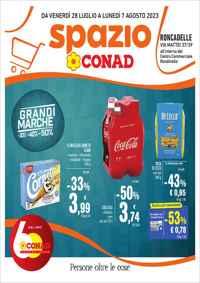 Volantino CONAD PetStore Faenza