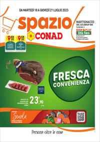 Volantino CONAD Ipermercato Superstore Adriatico