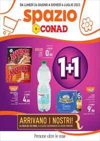 Volantino CONAD Trieste