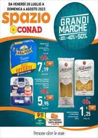 Volantino CONAD Centro Nord