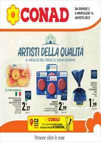 Volantino CONAD Campania