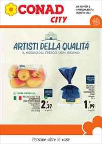 Volantini conad volantini e offerte alimentari for Volantino ard discount milazzo