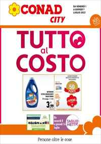 Volantino CONAD Milano