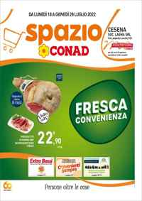 Volantino iper CONAD Adriatico