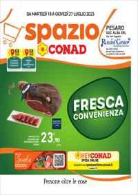 Volantino CONAD Ipermercato Superstore Adriatico SUD