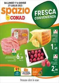 Volantino CONAD Ipermercato Campania