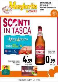 Volantino CONAD Superstore Sicilia