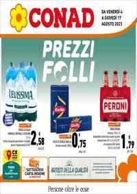 Volantino CONAD Ipermercato Centro Sud