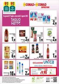 Volantino CONAD Margherita Nord