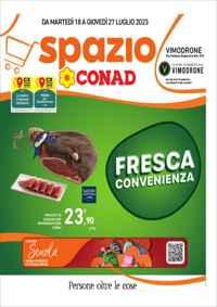 Volantino CONAD Superstore