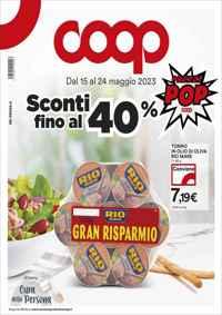 Volantino Coop Puglia - Alleanza 3.0