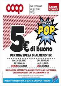 Volantino Coop Livorno