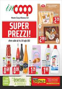 Volantino Coop Alleanza Friuli