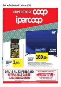 Volantino Coop Centro Lazio