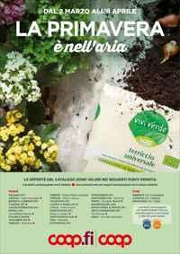 Volantino Coop Firenze inCoop