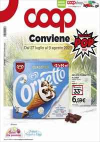 Volantino Coop Lombardia - Alleanza 3.0