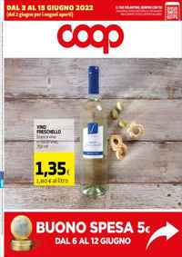 Volantino Coop Lombardia