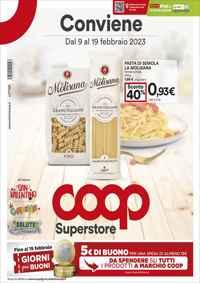 Volantino inCoop Unicoop Lazio