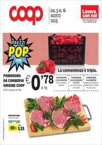 Volantino Coop Liguria