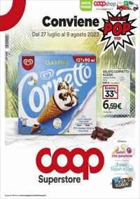 Volantino Coop Piemonte