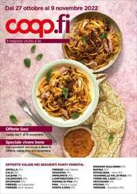 Volantino inCoop Unicoop Toscana