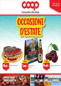 Volantino inCoop Centro Toscana