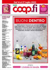 Volantino Coop Versilia