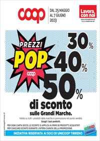 Volantino Ipercoop Guidonia