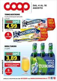Volantino Coop Unicoop Toscana