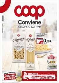 Volantino inCoop Liguria