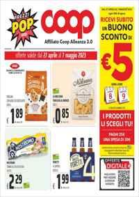 Volantino coop&coop Veneto - Alleanza 3.0