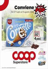 Volantino coop   ipercoop Marche - Alleanza 3.0