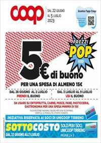Volantino Coop Emilia - Alleanza 3.0