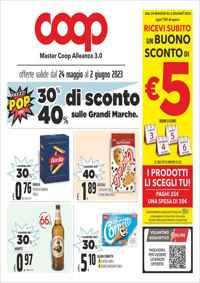 Volantino coop Ipercoop Abruzzo - Alleanza 3.0