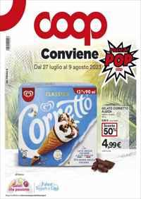 Volantino Coop Campania