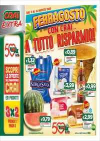 Volantino CRAI Supermercati