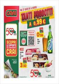 Volantino Supermercati CRAI Nord Est