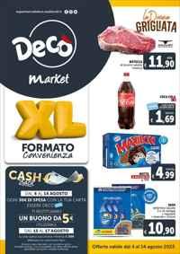 Volantino Deco Supermercati Market